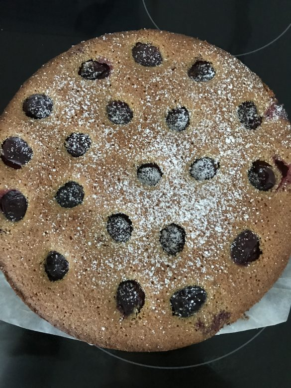 slyvų pyragas receptas