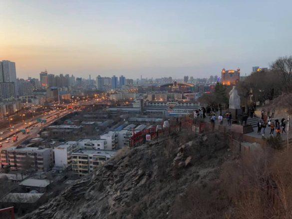 miestas Kinijoje